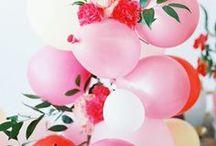 Let's party / Inspiration og gode ideer til fester af enhver slags.