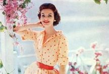 50's housewife's clothing