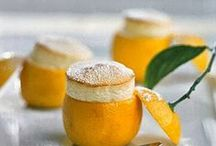 Viva Citrus / Orange, Lemon, Lime, Tangerine and More! / by AZ Cookbook | Feride Buyuran