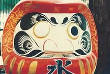 Daruma / Fall seven times, stand up eight