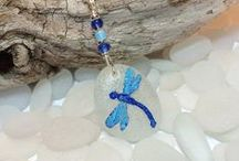Treasuries that feature Sea Glass Visions Sea Glass Jewelry