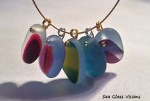 Sea Glass Glamour Photos by Sea Glass Visions / Fabulous Sea Glass Photos. This is the beautiful jewelry quality sea glass used in my sea glass jewelry creations! Please visit my shop in Etsy or follow me on FB ~ www.facebook.com/shop/seaglassvisions