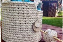 Crocheting & knitting / Szydełkowanie i dzierganie