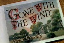 My absolute favorite movie and book: GONE WITH THE WIND / I was about 10 years old when I read the book,and a teenager when I saw this gorgeous movie, and it took my breath away! I love everything about it,all the charaters and of course Scarlett O'Hara! It's over 40 years ago,and it's still my favorite,both the film and the book. I know I'm not the only one! I'm simply in love with this thing!    / by Sölvi Nordin