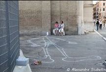 Street photography / in the neighborhood around the apartment Rome4Guest-Spagna