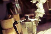 Coffee! ☕️ Lifeblood.