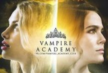Blood series:Vampire Academy