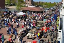 Bevrijdingsfeest 2015 / Bevrijdingsfeest 2015 in Winkelcentrum Oostermeent (Foto's: Ellen Teeuwissen)