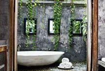Inspiring Bathrooms / Interior Design