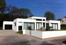 Design(Plain-Pied) / Maisons de Plain-Pied