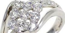 ダイヤモンド / 高品質な中古ダイヤモンド製品を格安で提供しております。