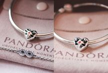 Pandora jewelry / These pictures are not mine. Just ideas of bracelets that I loved and wanted to share☺️