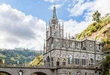 Top Catholic Pilgrimages / Portal of Catholic Pilgrimages. Presenting Basilicas, Shrines and Sanctuaries around the world. Your site before you go on a pilgrimage. www.pilgrim-info.com