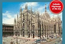 Pilgrimage of the Day / Portal of Catholic Pilgrimages. Presenting Basilicas, Shrines and Sanctuaries around the world. Your site before you go on a pilgrimage. www.pilgrim-info.com