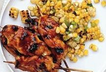 Georgia Honey Farm July 4th BBQ / Some of our top recipes featuring honey for your Independence Day grilling.