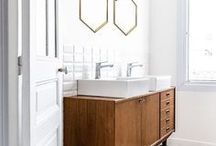 Bath renovation Inspiration / I'm about to embark on an en-suite renovation. I'm gathering inspiration for lighting, tiles, vanity units, and luxurious showers.