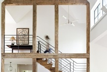 Raw Interior Elements