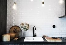 Dreamy Kitchens / Inspiration and kitchen space solutions