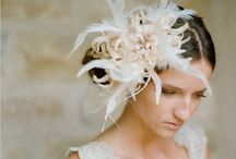i ♥ hair, veils & headpieces / #Hair, #Hairstyle #Veils #headpieces / by jemay