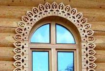 Architechure, Windows / by Sharon Ward