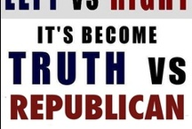 Truth vs. Republican / by noreen scully