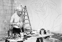 Artist Studios / by Gund Gallery