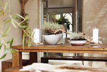 Veranda at home