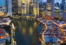 Singapore / Places where I've been & seen / by Merja