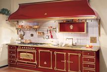 Just ..... Lovely Kitchens, Dressers and associated Miscellanea / The Kitchen is the Heart of the Home.  This is somewhere to pin all those things that I dream about. / by Caroline McNamee
