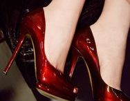 Mad for shoes / ... absolutely high heels!