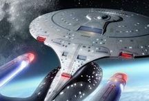 Star Trek passion / Star Trek TV series from Kirk to Cisco