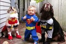 Superheroes / Superheroes to remain child