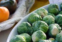 Fall Recipes / Acorn Squash, Apples, Arugula, Beets, Butternut Squash, Endive, Broccoli, Broccoli Rabe/Rapini, Brussel Sprouts, Carrots, Cauliflower, Chard, Fennel, Herbs, Kale, Kohlrabi, Parsnips, Pears, Potatoes, Pumpkins, Rutabagas, Turnips, Winter Squash