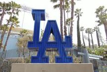 Dodgers / by James Linnett