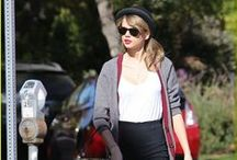 Celebrity Street Style / Celebrities candids