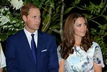 Kate Middleton and Prince Willliam