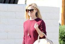 Reese Witherspoon / Голливудская актриса Риз Уизерспун