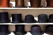 Top hats / The most iconic kind of hat, of course.