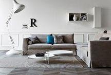 H O M E | Modern Interiors / #Modern #designs. #Minimalist designs.