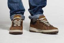 Zapatos hombre invierno / Zapatos, botas de moda para el hombre