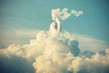 Sky, clouds, ect.