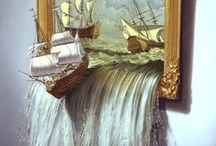 Optical Illusions & Surrealism