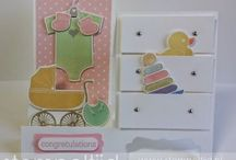 Something for Baby - Stampin ' Up!