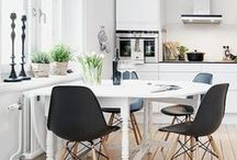 Cooking and eating / Kitchens and diningrooms