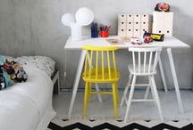 Playing / Kidsrooms and playful decorations