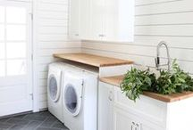 Cleaning / Mudrooms, hobbyrooms and laundryrooms