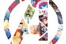 Avengers /   *:・゚(⋆‿⋆)*:・゚