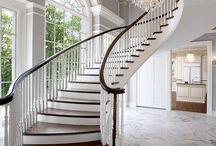 Halls & Stairways