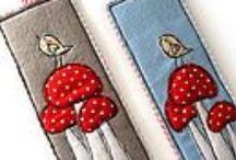 felt, embroidery / by barbara robinson