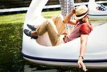 Sommerschuhe für Herren und passende Looks / Looks für den Sommer, die begeistern! Diese Clarks Modelle für Herren sind die Hingucker im Frühling und Sommer.